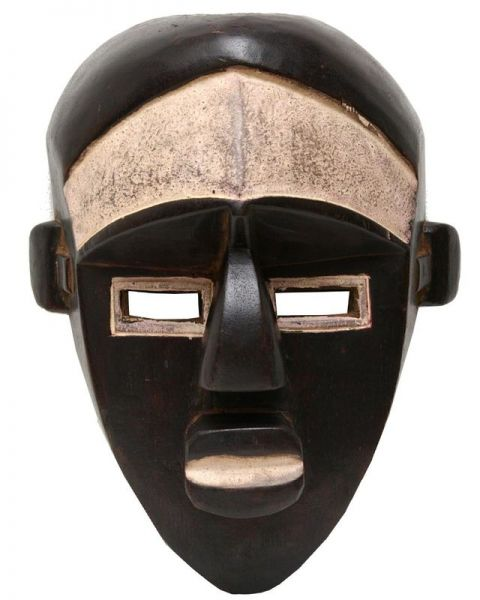 masque africain homme