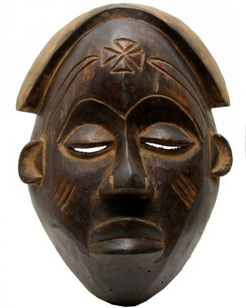 masque africain photo